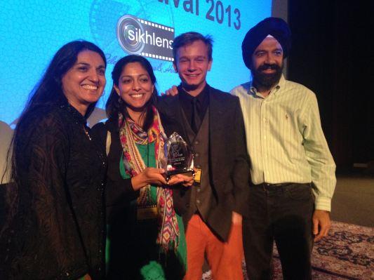 Won Creative Media Award